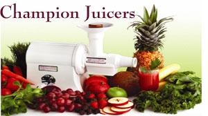 Champion Commercial Juicer G5-PG-710